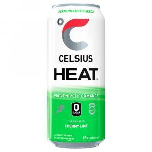Celsius Heat Cherry Lime