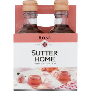 Sutter Home Rose