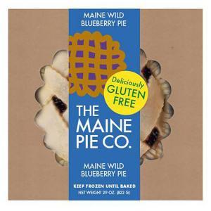 The Maine Pie Gluten Free Wild Blueberry Pie