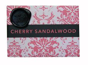 Possum Hollow Soap Bar Cherry Sandalwood