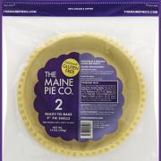 The Maine Pie Gluten Free Pie Crusts