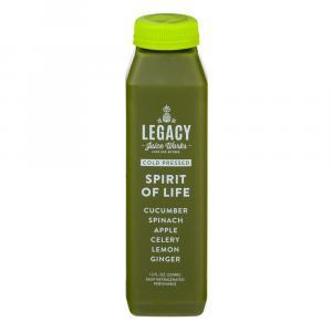 Legacy Juice Spirit Life