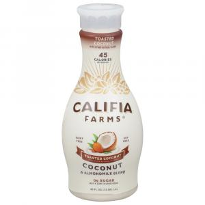 Califia Farms Toasted Coconut Coconut Almondmilk