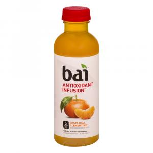 BAI 5 Calories Costa Rica Clementine Antioxidant Infusions