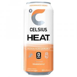 Celsius Heat Orangesicle