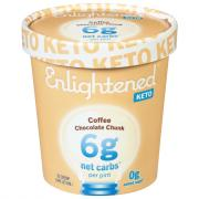Enlightened Keto Collection Coffee & Cream Ice Cream