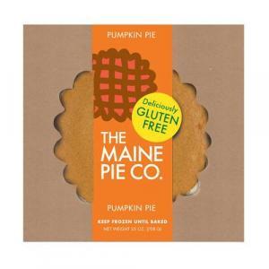 The Maine Pie Gluten Free Pumpkin Pie