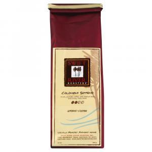 Swift River Colombia Supremo Ground Coffee