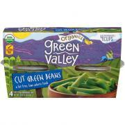 Green Valley Organic Cut Green Beans