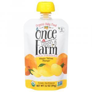 Once Upon A Farm Organic Magic Velvet Mango