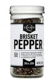 Lillie's Brisket Pepper