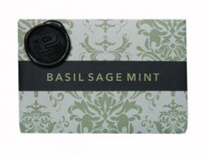 Possum Hollow Soap Bar Basil Sage Mint