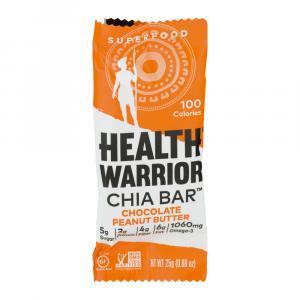 Health Warrior Chocolate Peanut Butter Bar