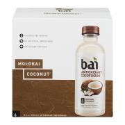 Bai Antioxidant Infusion Molokai Coconut