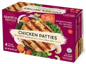 Grateful Chicken Patties