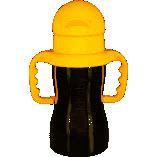 Thinkster of Steel Straw Bottle