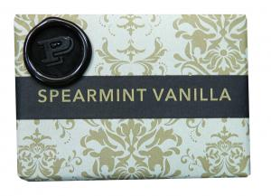 Possum Hollow Soap Bar Spearmint Vanilla