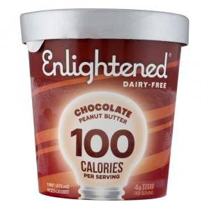 Enlightened Chocolate Peanut Butter Dairy-Free