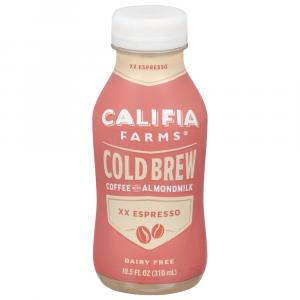 Califia Farms Xx Espresso Cold Brew Coffee