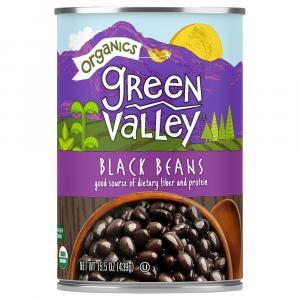 Green Valley Organics Black Beans