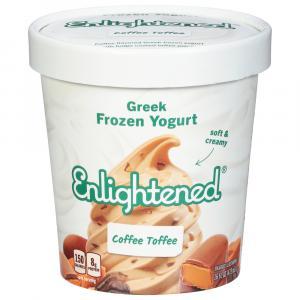 Enlightened Cold Brew Coffee Ice Cream