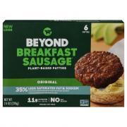 Beyond Meat Breakfast Sausage Patties
