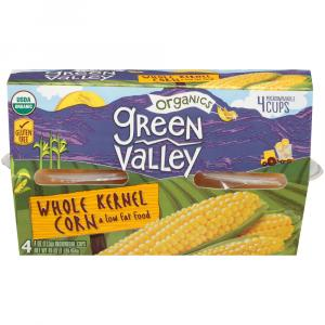 Green Valley Organic Whole Kernel Corn