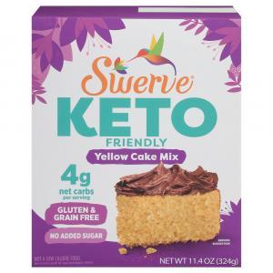 Swerve Gluten Free Yellow Cake Mix