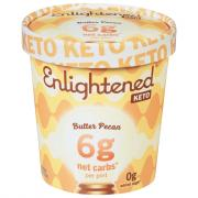 Enlightened Keto Collection Butter Pecan Ice Cream