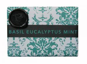 Possum Hollow Soap Bar Basil Eucalyptus Mint