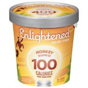 Enlightened Monkey Business Dairy-Free Frozen Dessert