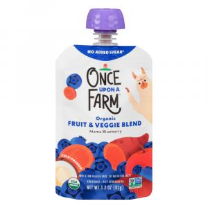 Once Upon A Farm Organic Mama Blueberry