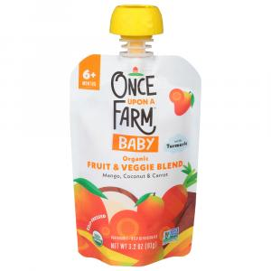 Once Upon A Farm Organic Gold-y Mango & The 3 Coconuts