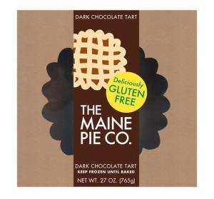 The Maine Pie Gluten Free Dark Chocolate Tart