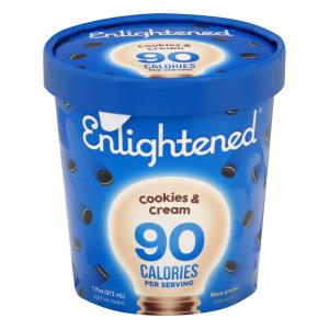 Enlightened Cookies & Cream Ice Cream