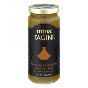 Mina Tagine Moroccan Lamb Cooking Sauce
