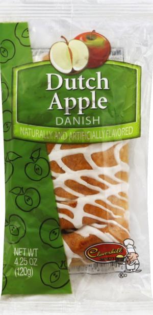 Cloverhill Bear Claw Dutch Apple