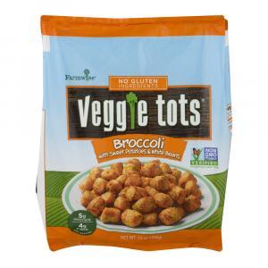Veggie Tots Broccoli & Sweet Potato
