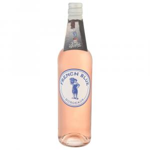 French Blue Rose Wine