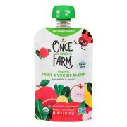 Once Upon A Farm Organic Green Kale and Apples