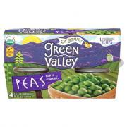 Green Valley Organic Peas