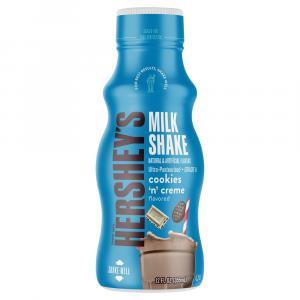 Hershey's Cookies'n'creme Milk Shake