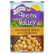 Green Valley Organic Garbanzo Beans