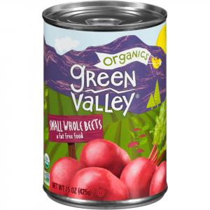 Green Valley Organics Small Whole Beets