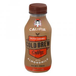 Califia Farms Salted Caramel Cold Brew Coffee
