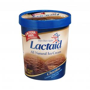 Lactaid Scoopfuls Chocolate Ice Cream