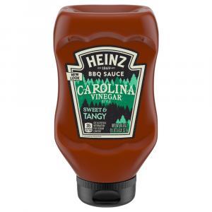 Heinz Carolina Tangy Vinegar Style Bbq Sauce