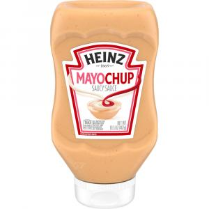 Heinz Mayochup Saucy Sauce Squeeze