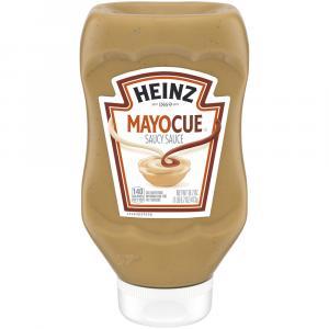 Heinz Mayocue Saucy Sauce Squeeze