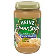 Heinz Fat Free Chicken Gravy